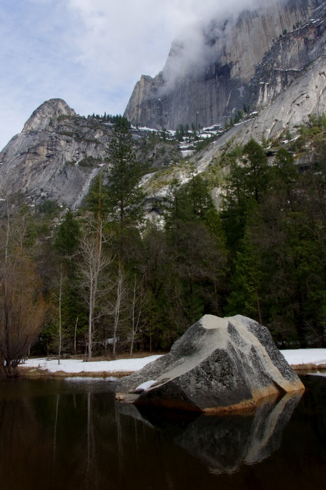 first photography trip to Yosemite