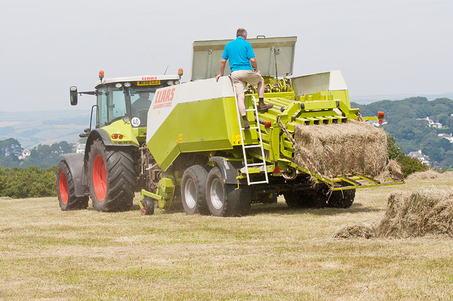 Baler Problems - More Agricultural Machinery