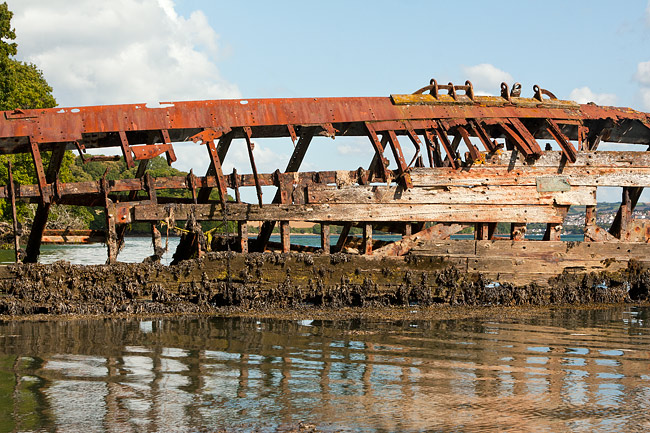 Wreck of Iverna