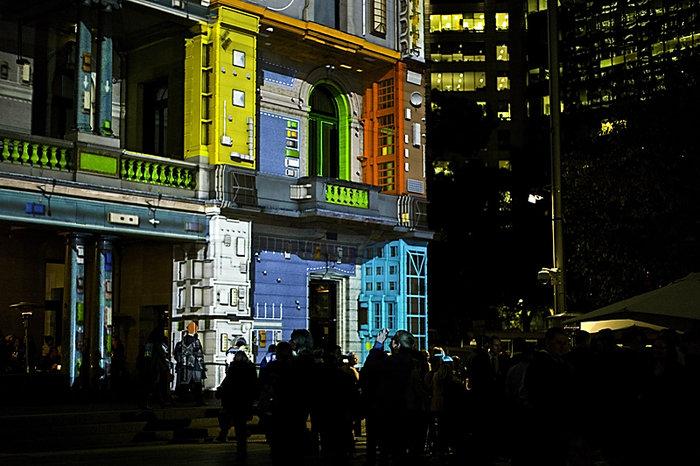 Sydney Vivid Festival - After work Friday 2