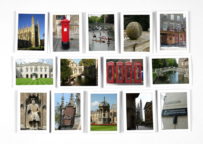 Cambridge in 14