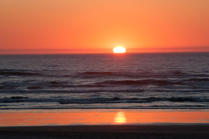 Sunsets at Canon Beach