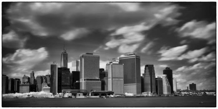 New York in IR