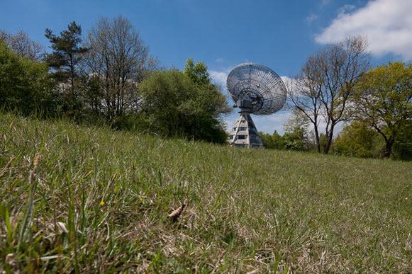 Historic Radiotelescope