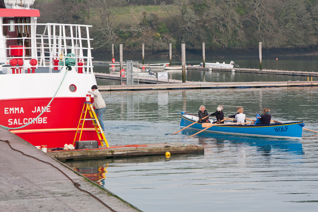 Rowing Gigs
