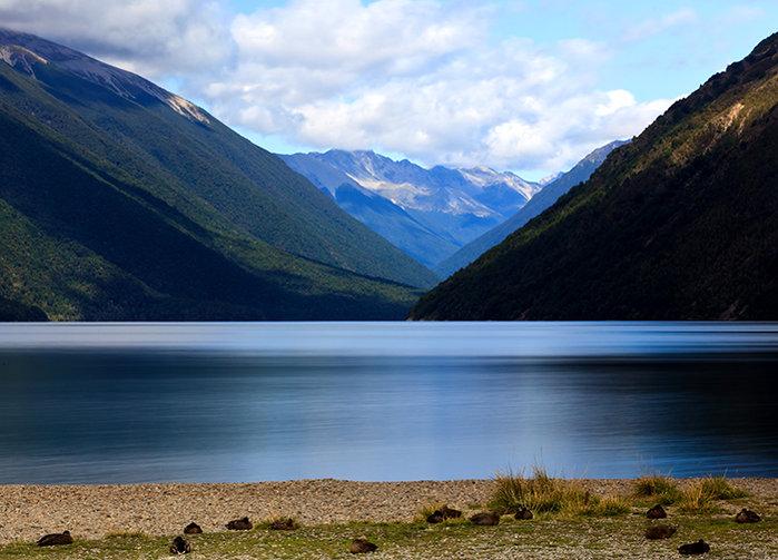 Lake Rotioti - Nelson Lakes NZ