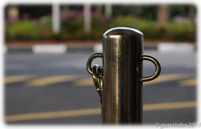 Steel Post...