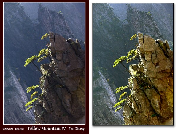 Yellow Mountains (IV)