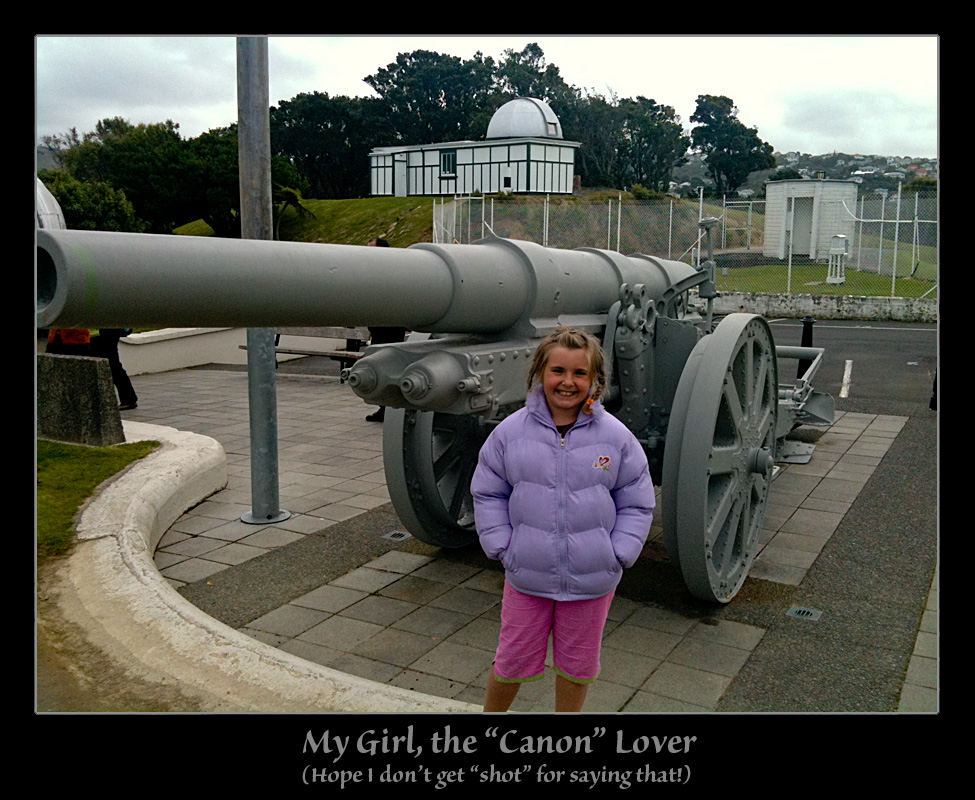 Top Models prefer Cannons!