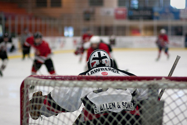 From the Goalie's viewpoint