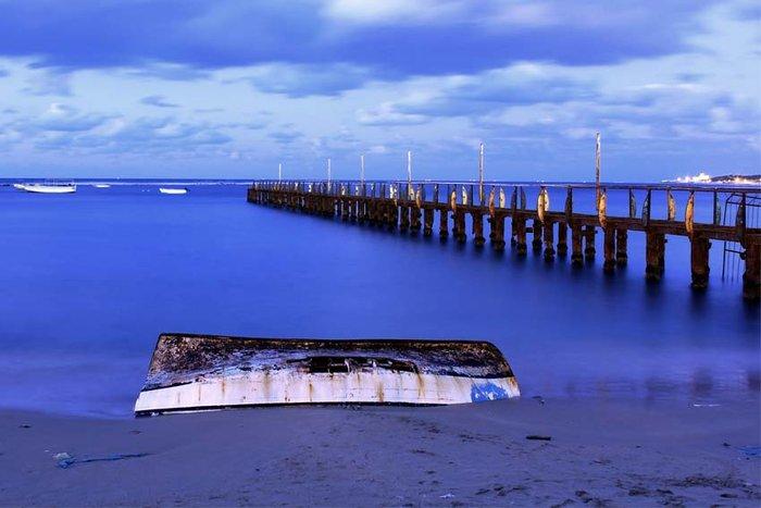 Bridge through silence