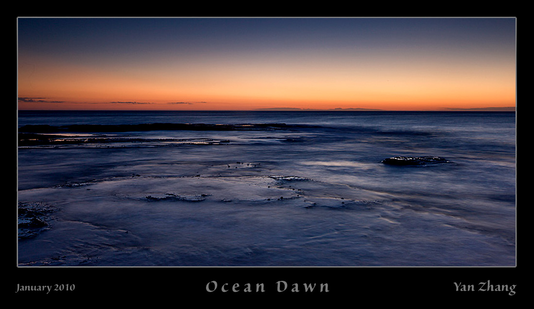 Ocean Dawn - Does this work?