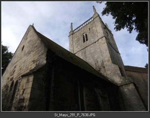 St Mary de Lode, Gloucester
