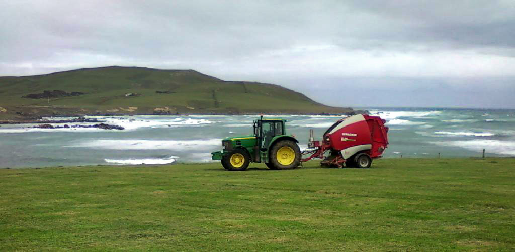 Garden Bay - Southern coast of South Island.