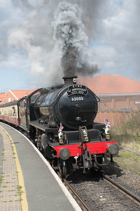 North Yorks Moors Railway 40th Anniversary