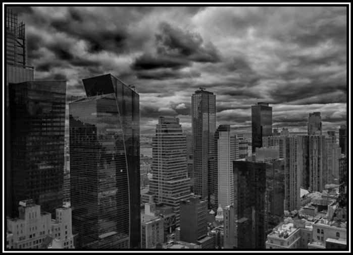 New York in IR