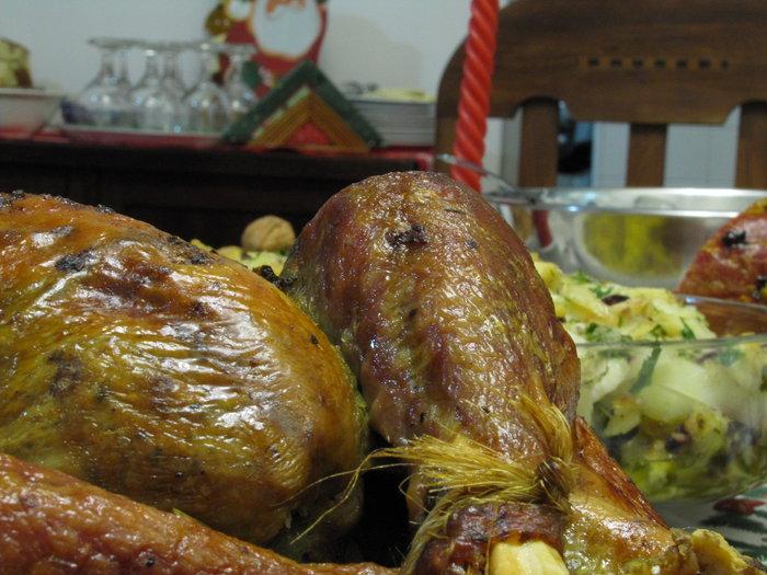 Christmas' meal