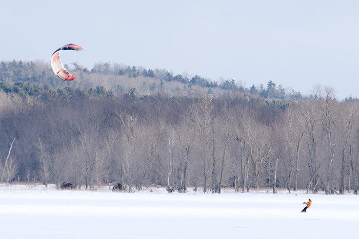 C&C Kite Snowboarder
